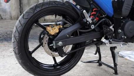 JG Motor - Cakram belakang byson