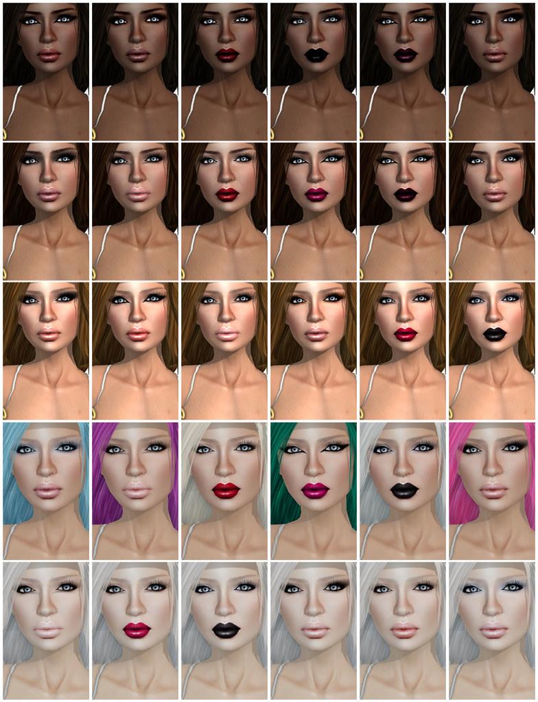 Skin Addiction - Glam Affair Jadis