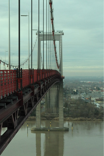 Aquitaine bridge