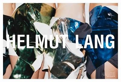 Helmut-Lang-ss2004-metallic-dresses-by-Juergen-Teller