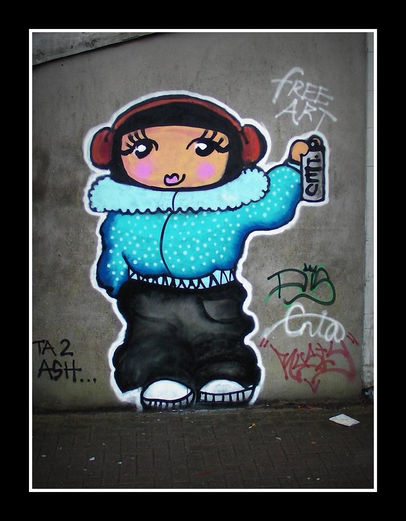 Graffiti in Canton