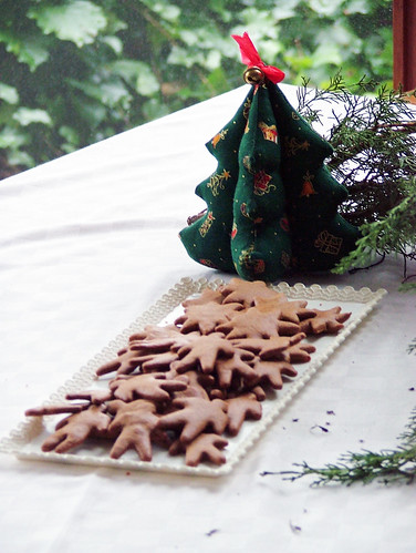 pepparkakor - swedish ginger cookies