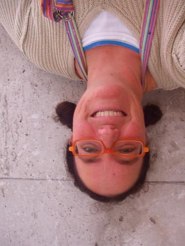 De pernas pró ar... a vida! / Life...upside down