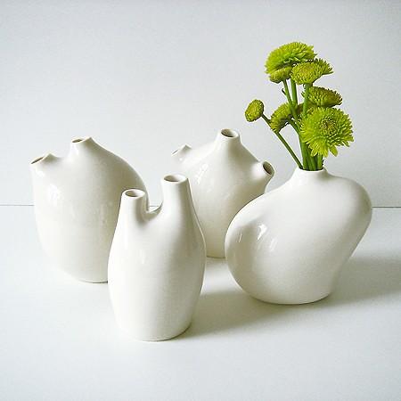 Vita Vase - Set of 4