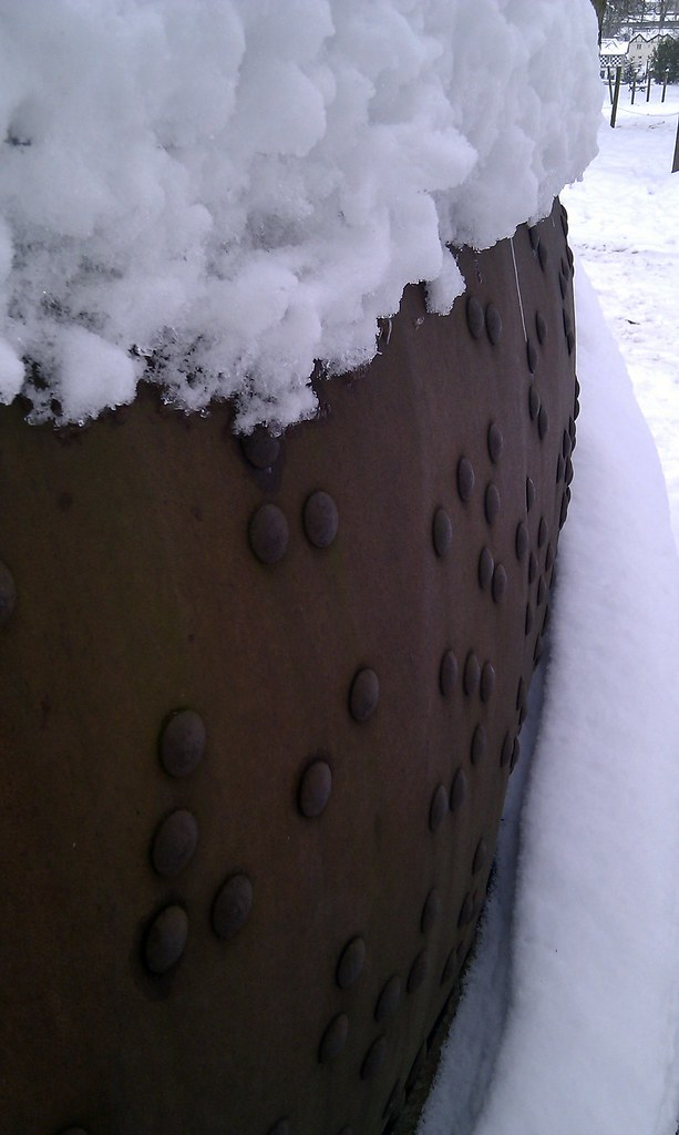 Snowy Rusty