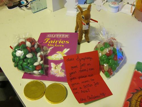 Sym's Christmas Elf Haul