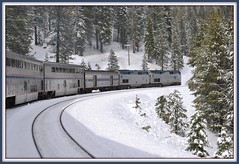 Donner Pass : California Zephyr