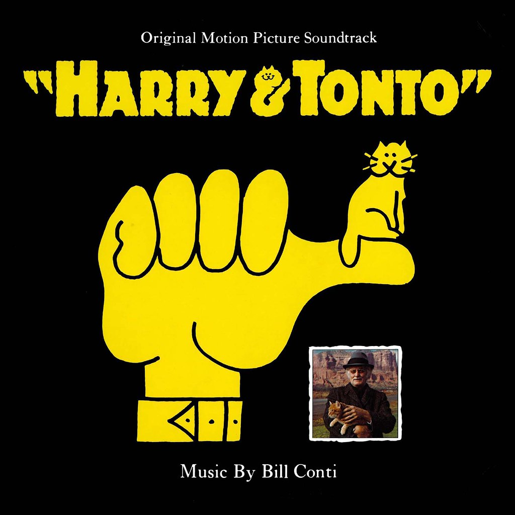 Bill Conti - Harry & Tonto