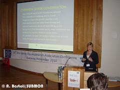 Public talk of Sonja Fordham