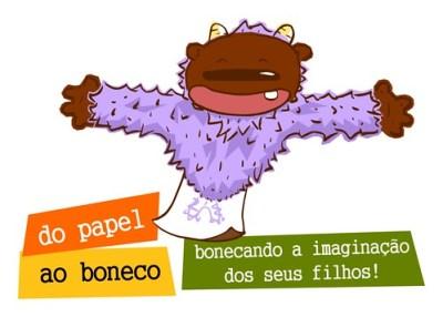 """Teaser do concurso do """"boneco ao papel"""""""