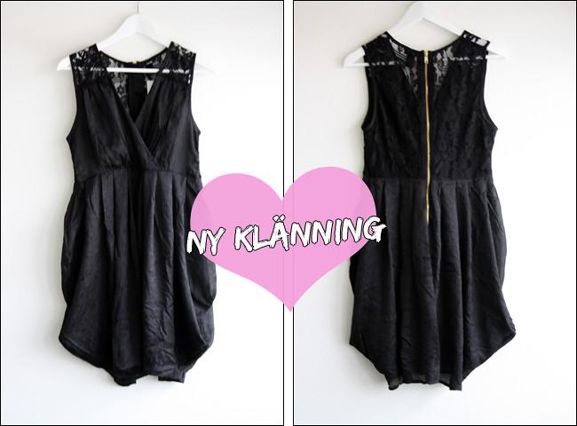8cd282d180fe Har glömt att visa den här klänningen. Köpte den för några veckor sedan  från H&M. Hade först sett den på H&Ms tv-reklam, men inte hittat den i  webbutiken.