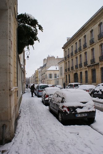 Streets of Versailles