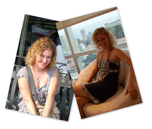 before CrossFit - and now