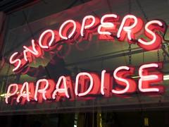 Snoopers (sic) Paradise