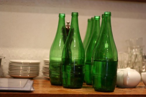 free water bottles