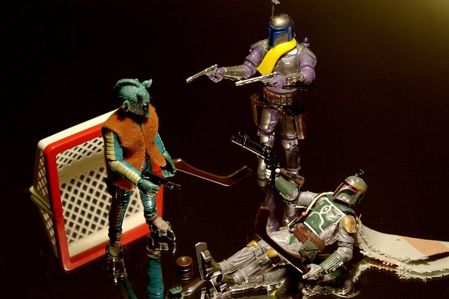 Let the Fett win