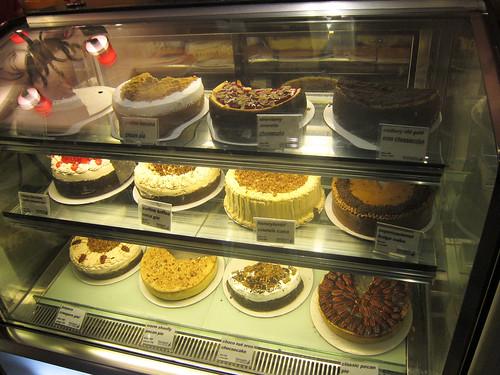 Cakes at Banapple