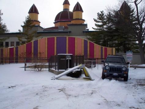 Cedar Point - Off-Season Chaos Gone