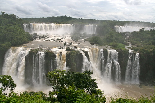 Cataratas do Iguaçu.
