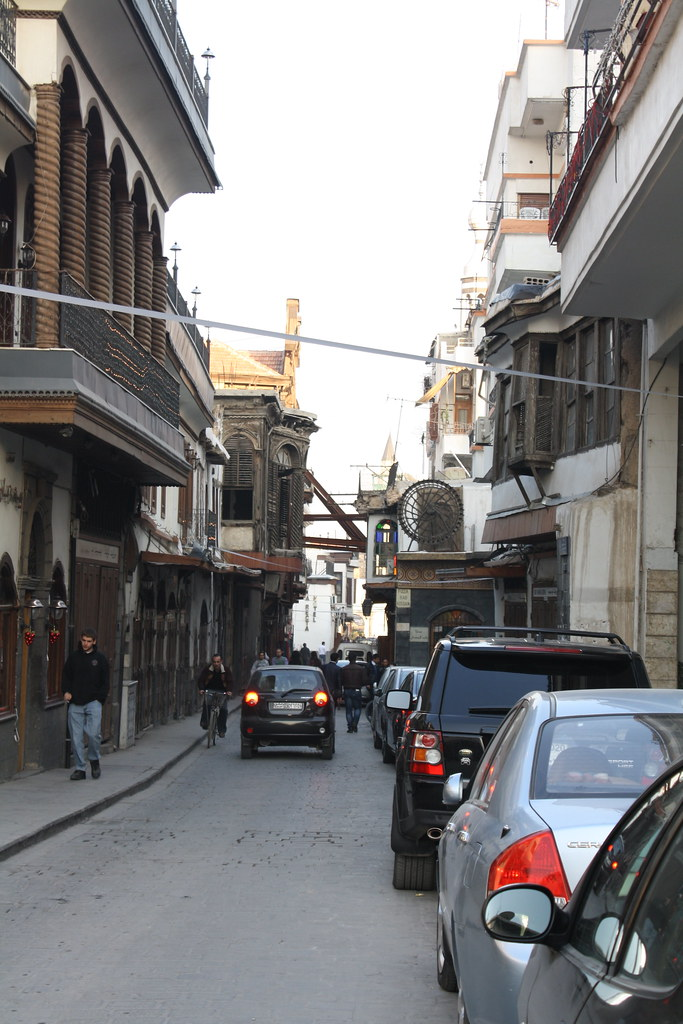 Old Damascus