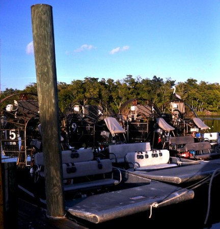 Everglades City Airboats