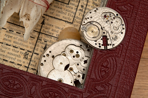 Altered Book - Time is More Infinite Than We-5