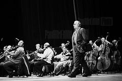 Placido Domingo's rehearsal