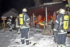 Feuer auf Terrasse Sonnenberg 01.01.11