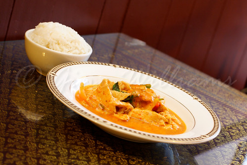 Panang Curry Chicken