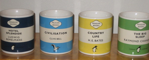 The 'blue' mugs
