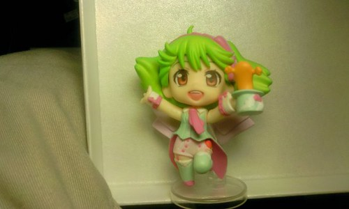 Another shot of Nendoroid Petit Ranka Lee
