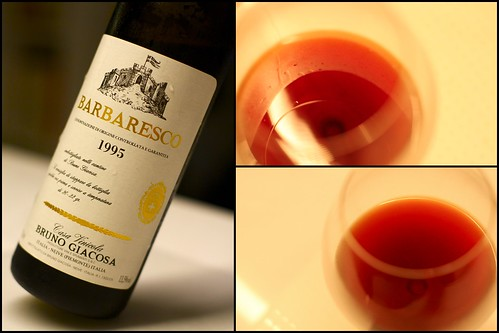 Bruno Giacosa Barbaresco 1995