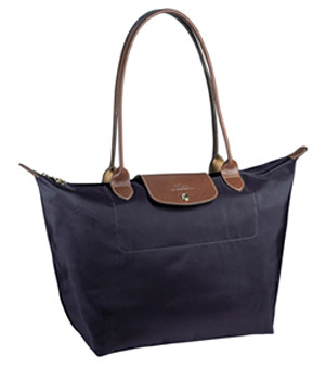 Le Pliage Large Tote Long Handle