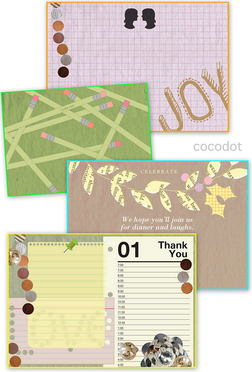 Cocodot: Online Greetings