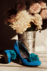 My ceremony shoes