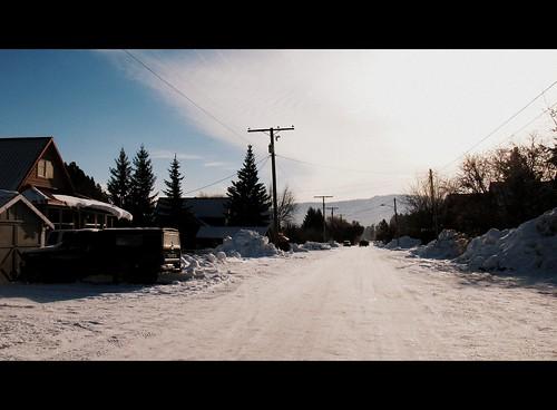 Street, Roslyn, 2011
