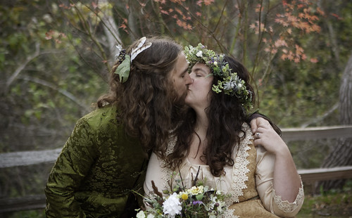 woodland kisses