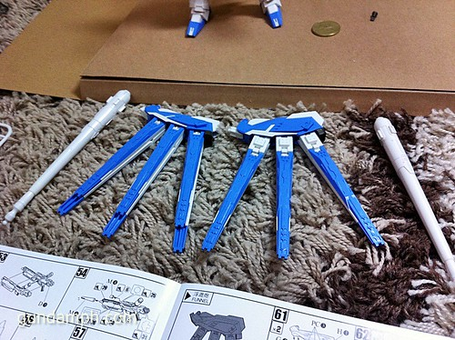 Building MC RX-93-2 Hi Nu Gundoom Gundam (21)