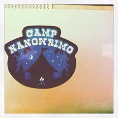 NaNoWriMo Camp