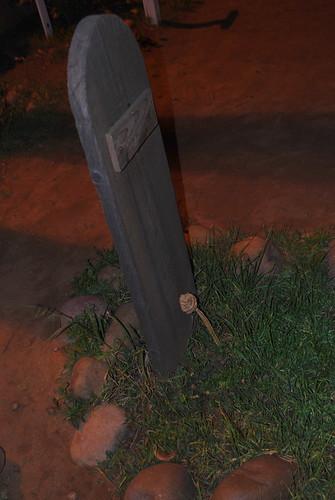 jimmy's grave