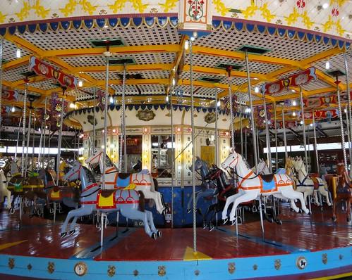 Semaphore Carousel