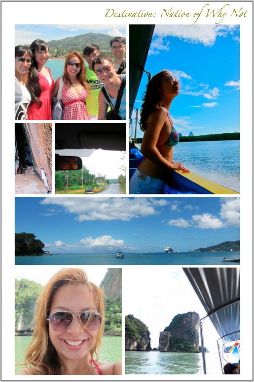 phuket journey