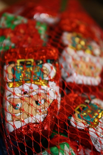 Netted Santas