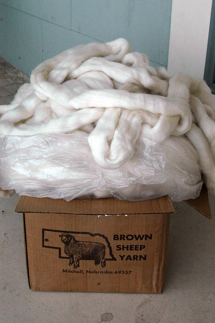 That's a lot of wool