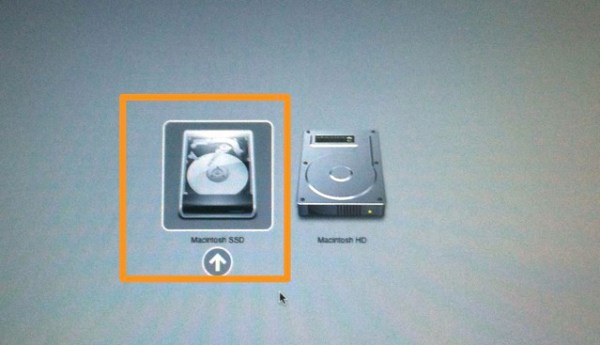 Mac OS X Boot