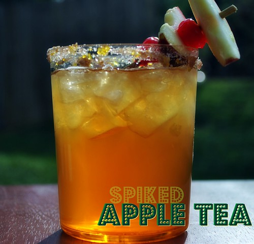 Spiked Apple Tea 2