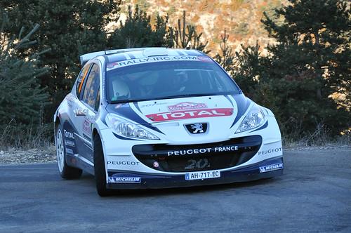 Peugeot 207 S2000 - Stephane Sarrazin