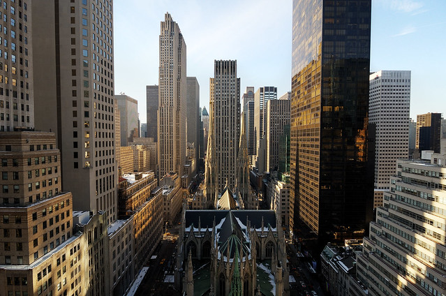 Midtown Manhattan Morning, New York City