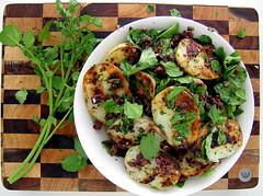 Potato & Olive Salad