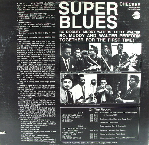 Muddy Waters - Super Blues